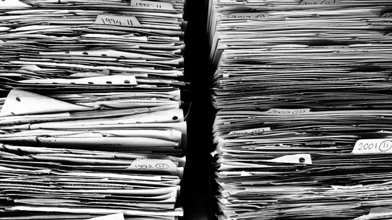Elektroniczny obieg dokumentów alternatywą dla przechowywania papierowych akt